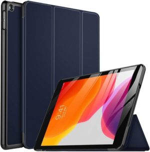 Funda Smart Cover New iPad 7 Generacion Negro 10.2 2019