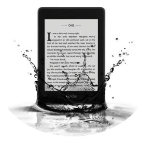Amazon Kindle Paperwhite 10 Gen. 8 Gb Waterproof  Negro Con Luz