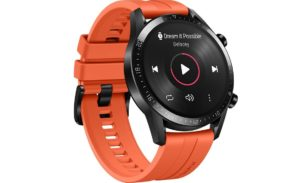 Smartwatch Huawei Watch Gt2 Sport Naranja 46 Mm Gps