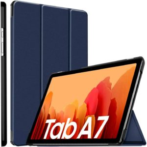 Funda Smart Cover Tablet Samsung Tab A7 10.4 T500 T505 Azul