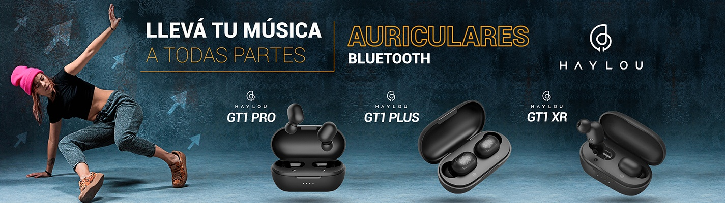 Auriculares BlueTooth Haylou