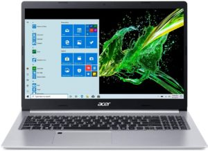 Notebook Acer A515 15.6 Fhd Core I3 4gb 128gb
